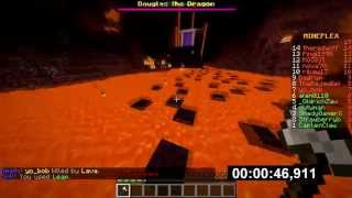 Mineplex Dragon Escape - Through Hell [OLD WORLD RECORD][0:55:566](official)