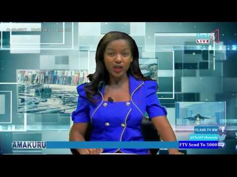 Amakuru mu Kinyarwanda kuri Flash TV tariki 11.08.2017