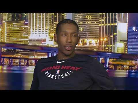 Josh Richardson -- Miami Heat vs. Milwaukee Bucks 01/14/2018