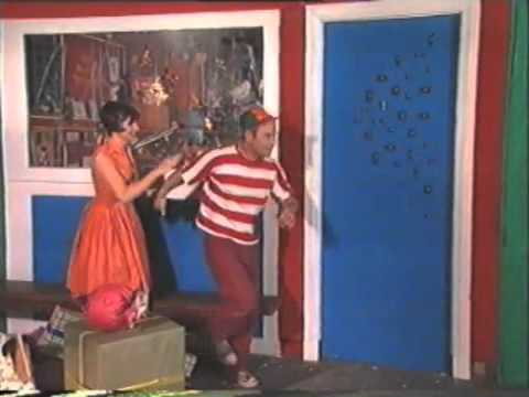 Monica And George in the Magic ToyShop part 1