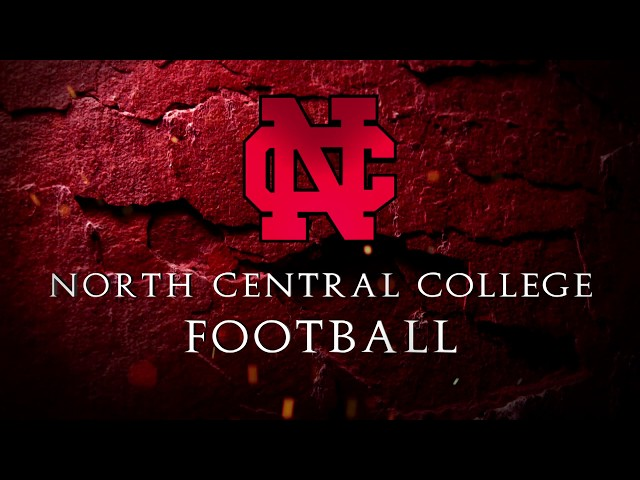 Football North Central College Athletics