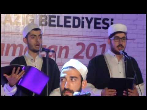 Samini Tasavvuf Müziği Topluluğu Tasavvuf Konseri (Elazığ - Kültür Park)