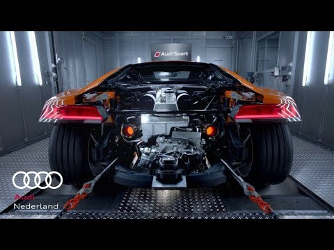 Audi Sport - Born on the track, built for the road.