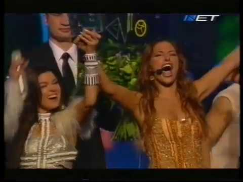 HELENA PAPARIZOU - MY NUMBER ONE EUROVISION 2005