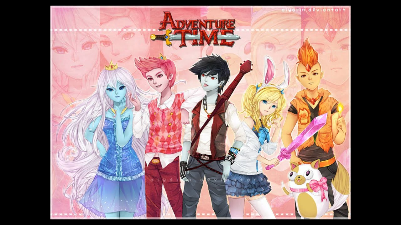 Adventure Time Tribute - YouTube  Adventure Time ...