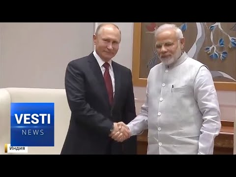 Russia and India Strengthen Ties, US Throws Tantrum! New Sanctions on Delhi for Weapons Deal
