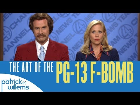The Art of the PG-13 F-Bomb
