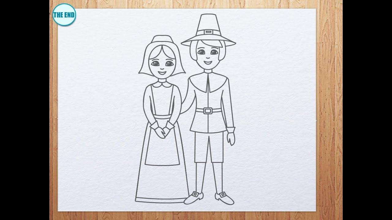 how to make a pilgrim bonnet out of cloth