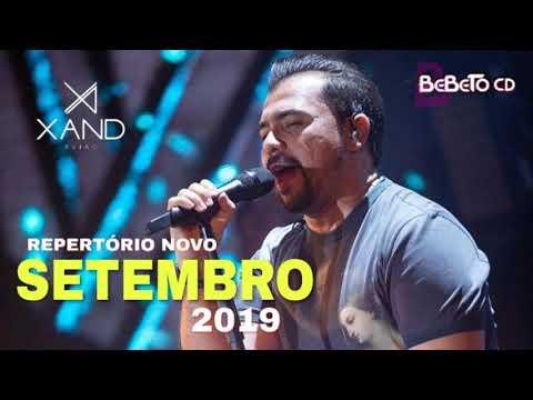 XAND AVIÃO - SETEMBRO 2019 - REPERTORIO NOVO BEBETO