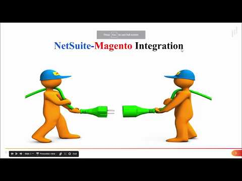 Magento Integration with NetSuite