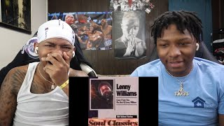 FIRST TIME HEARING Lenny Williams - Cause I Love You REACTION