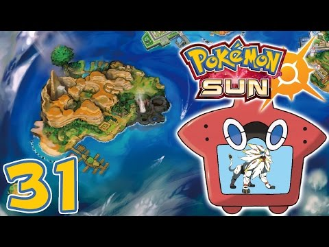 Let's Play Pokémon Sun [Blind] - #31 | Unleash The Power Of The Sun