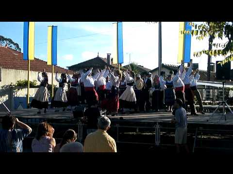 Grupo Folclórico de Chafé-Viana do Castelo em Vila Nova de Anha