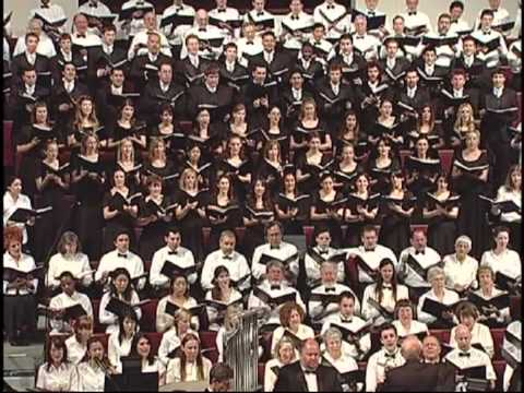 When I Survey the Wondrous Cross (arr. Gilbert Martin)