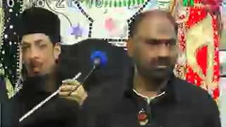 Allama Zamer Akhtar Naqvi  4th moharam   Imam Bargah Chaharda Masoomeen Ancholi, Karachi, Pakistan