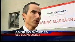 WWLP News Features Soltas Energy Installs 1,500 Solar Panels on West Brookfield Roof