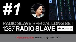 Radio Slave Live @ Dommune (Part 1)