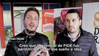 Tres nuevas empresas egresaron de FIDE: Proyecto AFENsis