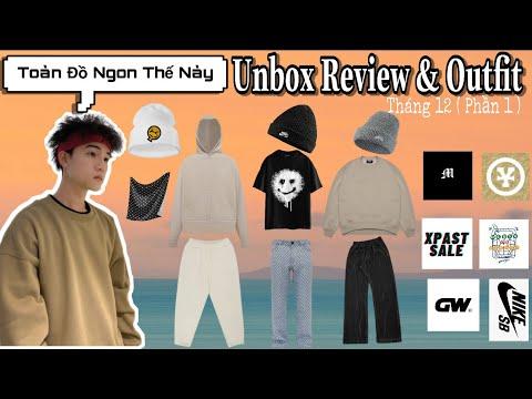 UNBOX REVIEW & OUFIT LOCALBRAND THÁNG 12 ( Phần 1 )   Tổng quát các tài liệu liên quan đến mũ len thời trang nam chi tiết