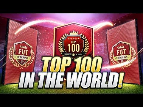 TOP 100 ULTIMATE TOTW PACK!