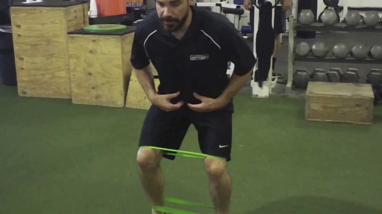 Getting That Ass in Gear - Glute Activation w/ Mini Bands