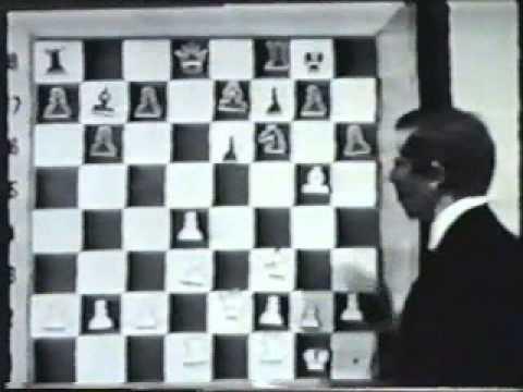 Bobby Fischer annotates Capablanca chess