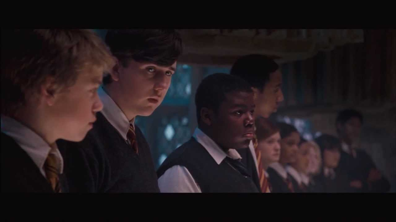 Dumbledore S Army Harry Potter And The Order Of The