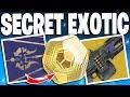 Destiny 2 - Secret NEW EXOTIC - How To Get Hidden Loot / New Haunted Forest Glitch / Emblem Triumph!