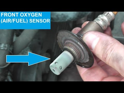 Air Fuel (A/F) Sensor P0030 | How to Test and Replace - YouTube