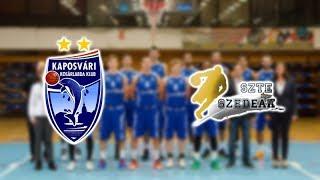 Kaposvári KK - Szeged