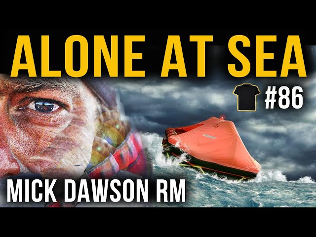 CAPSIZED On The PACIFIC! | Mick Dawson | Royal Marines | Ocean Rowing | Chris Thrall's Podcast #86