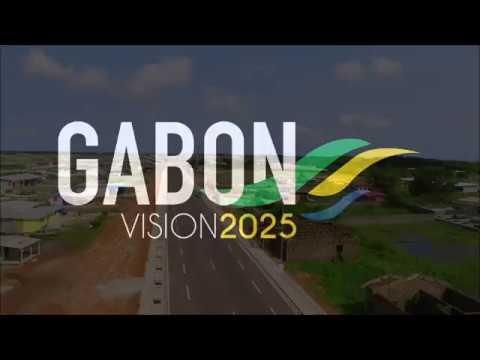 Gabon : Voie Forasol - Mbega dans la ville de PORT-GENTIL