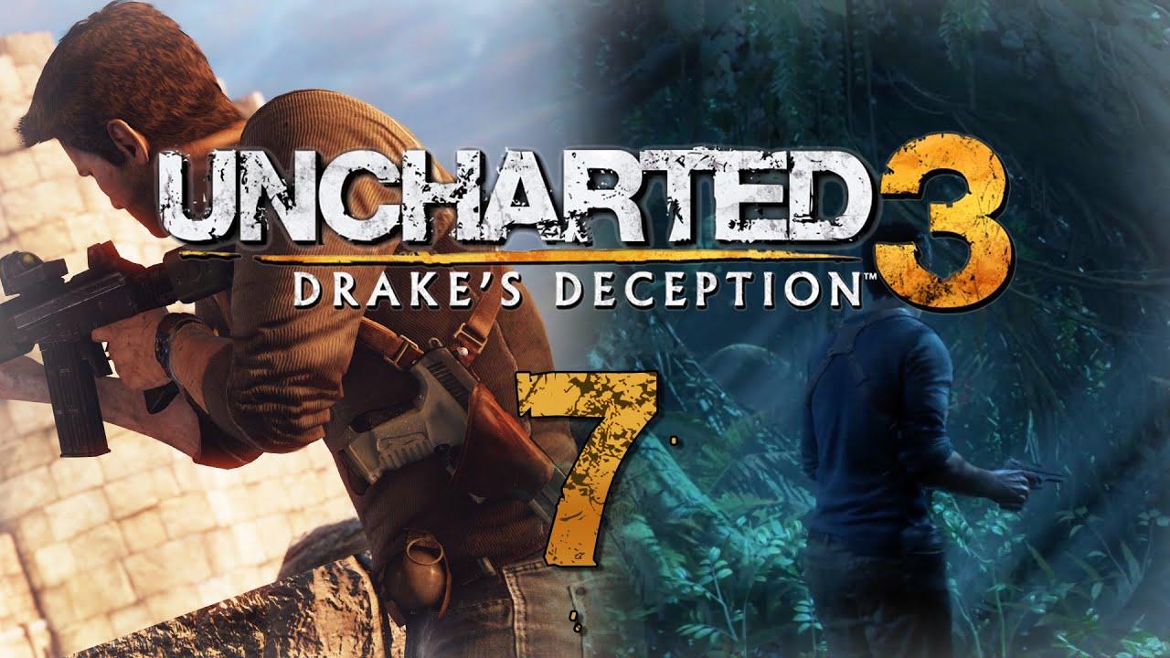 Uncharted 3: Oszustwo Drake'a [#7] - Inteligentny sposób na śmierć