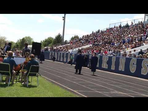 Cadillac Senior High School Graduation 6/2/19
