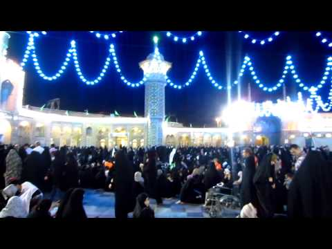 Iran Travel 2012 | Qom | قم | Fatima al-Masumeh Shrine | بارگاه حضرت معصومه |