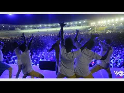 Diamond Platnumz - Live performance at Dar es salaam Taifa Stadium)part5