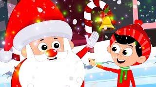 Рождественский Снеговик x mas Музыка Детские стишки Детский сад Песни Christmas Snowman