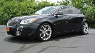 2012 Buick Regal GS For Sale Dayton Troy Piqua Sidney Ohio | CP14886A