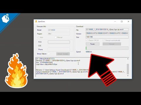 Samsung Firmware Download From SamMobile Slow Downloading Issue Solution  [Hindi]