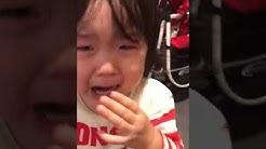 【1歳10ヶ月の女の子】  パパの後追い(´༎ຶོρ༎ຶོ`)