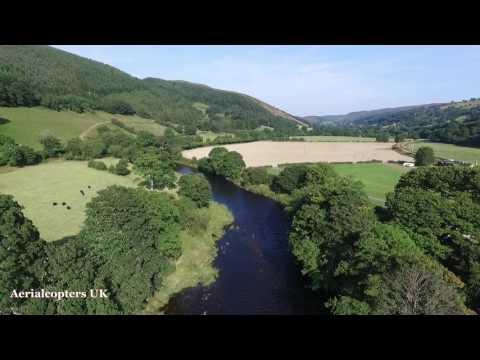 On the River at Carrog, Llangollen