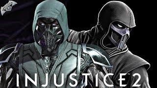 Injustice 2 Online - NOOB SAIBOT DESTROYS!