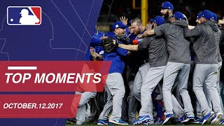 Check out the top 10 moments from NLDS Game 5
