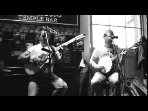 Huckleberry Jam - Irish Reels (Dublin 2014)