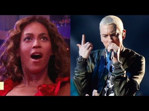 Famous People Reacting to Eminem!!!!