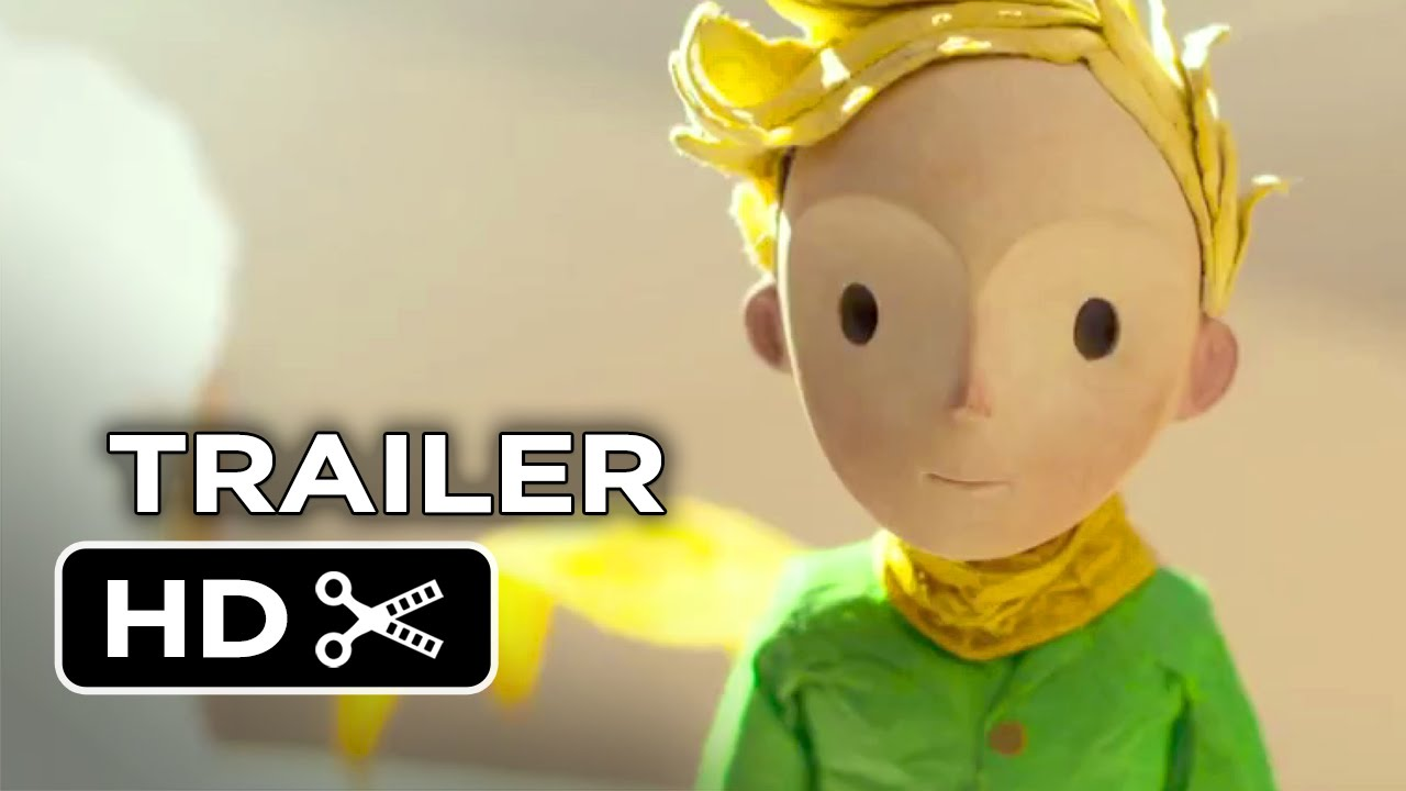 The Little Prince Online Cartoon Trailer