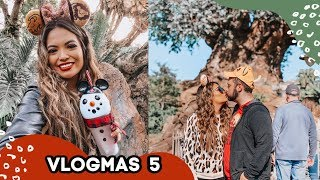 Christmas at Disney's Animal Kingdom| BelindasLife