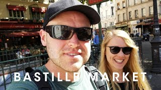 She abandoned her boyfriend to hang out with me - Bastille Market