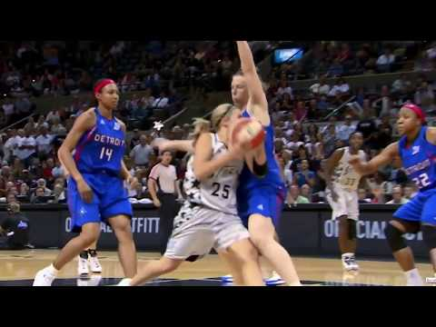 2018 SA Sports Hall of Fame Inductee Becky Hammon
