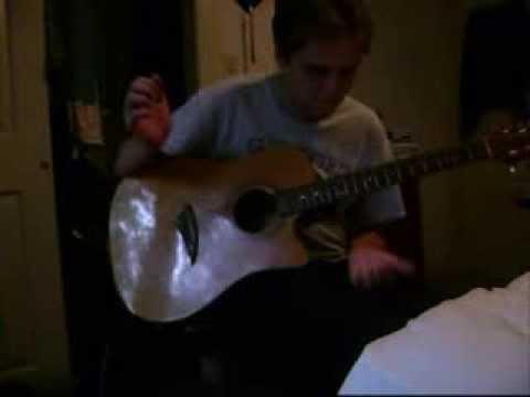 """Caucious"" Guitar Instrumental by Josh Barker"